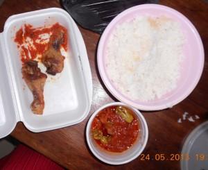 RIZ + POULET FRIT riz-poulet-frit-300x245